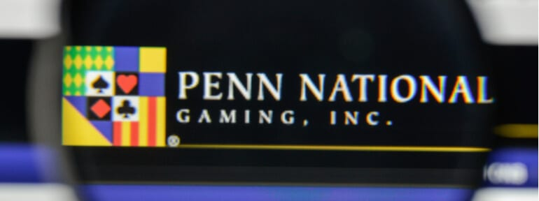 Penn National Gaming logo
