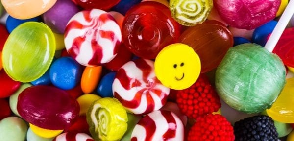 assorted hard candy